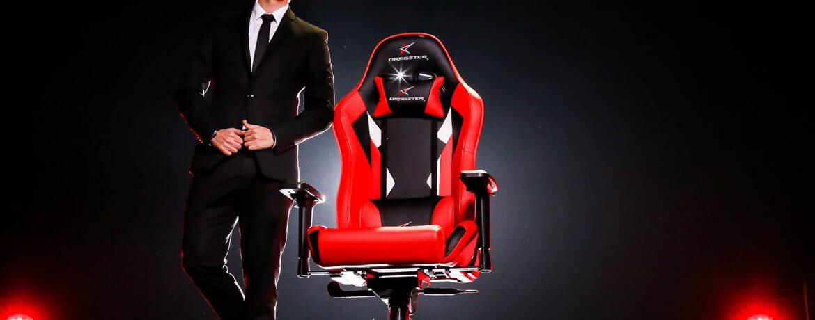Silla Gamer Dragster Gaming GT600 Fury red