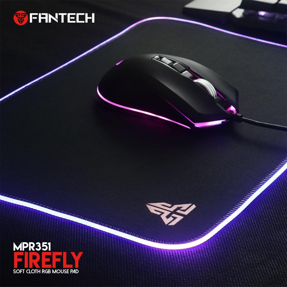 Mousepad RGB Medium gaming