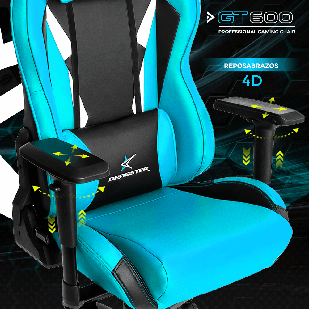 Sistema 4D sillas Gamer