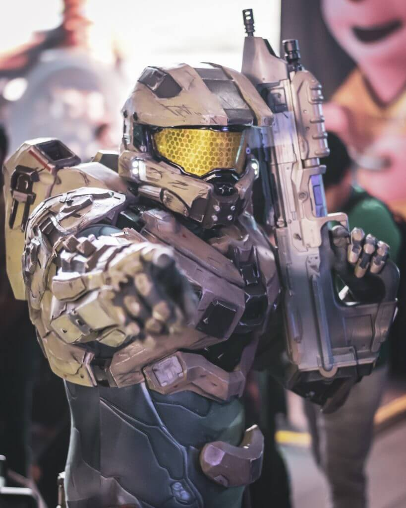 Halo Cosplay Festigame