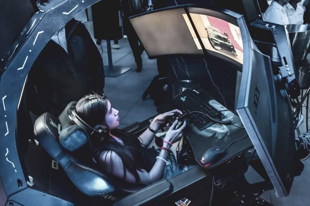 Acer Predator Expo 3 pantallas