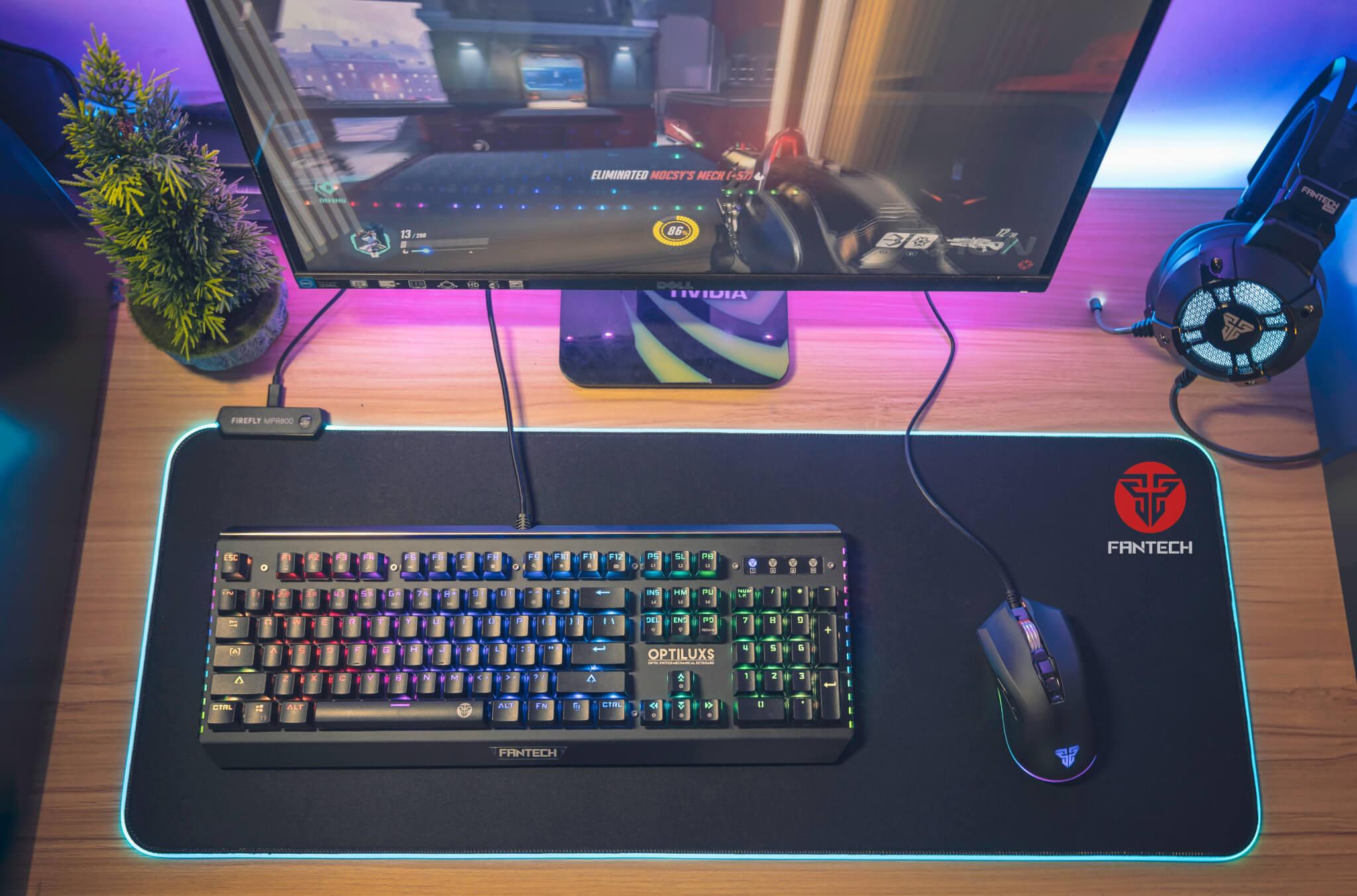 Setup Gamer Fantech