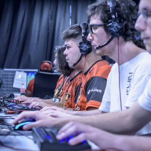 Torneo Gamer Nación Cyber