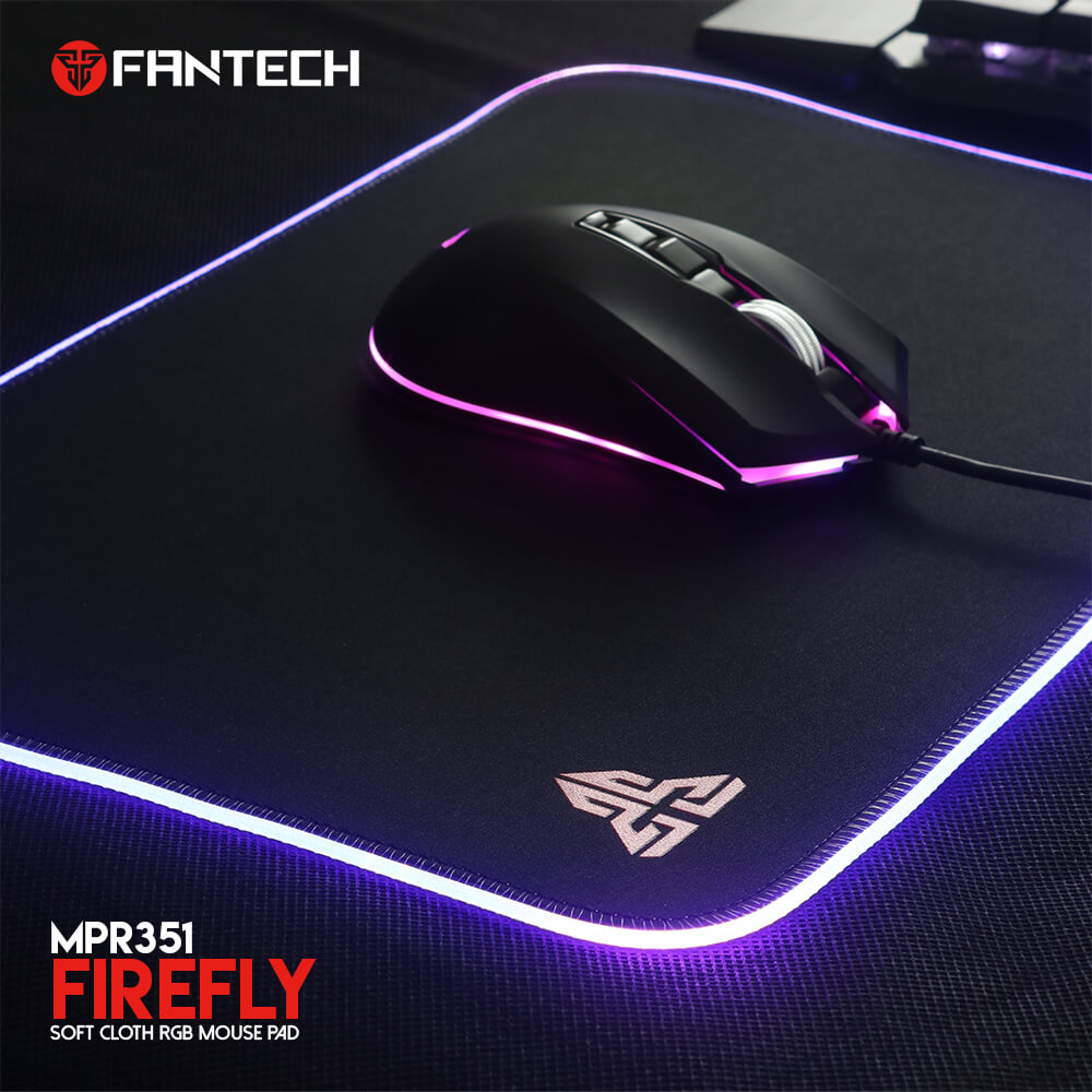 Mousepad RGB Medium gaming