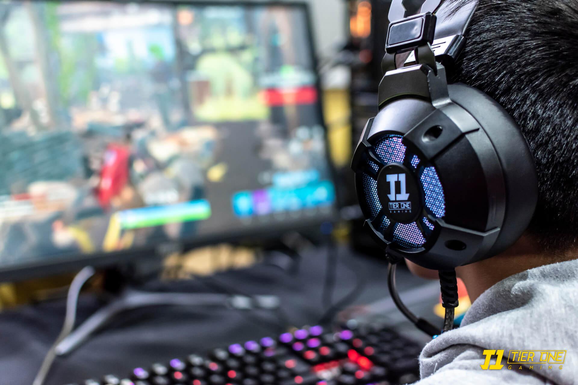 Setup Gamer T1