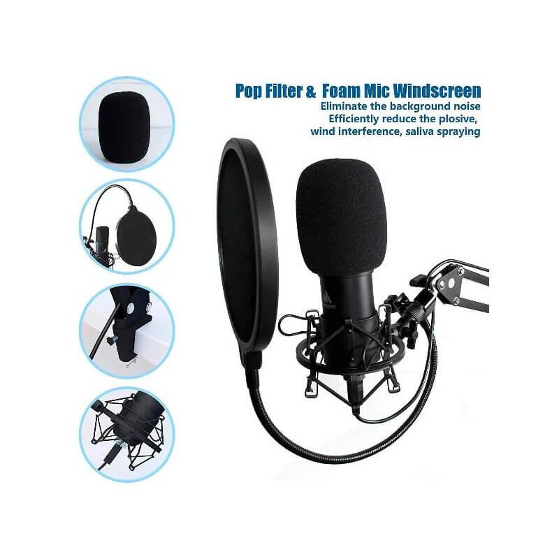 el mejor kit streamer para obtener un sonido profesional